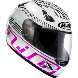 Integral Motorcycle Helmet HJC CS14 MC8 New Nation 2014 Hjc