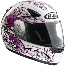 Integral Motorcycle Helmet HJC CS14 Naviya MC31 Hjc