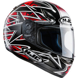 Integral Motorcycle Helmet HJC CS14 Orbit MC1 Hjc