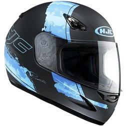 Integral Motorcycle Helmet HJC CS14 Paso MC-2F New 2015 Hjc