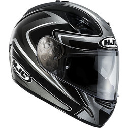Integral Motorcycle Helmet HJC TR-1 Dual Visor Blade MC5 New in 2014 Hjc