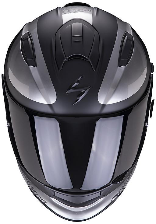 SCORPION/ /Cascos Moto/ /Scorpion Exo 2000/Evo Air Cup Negro Cameleon Amarillo Neon