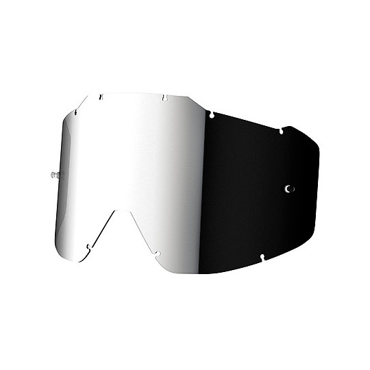 Iridium Silver AS / AF Lens for Cross Shot Goggle Glasses IRIS - ASSAULT
