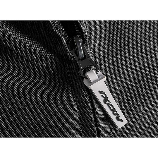 Ixon LUTHOR 2in1 Sports Fabric Veste de moto Noir Rouge