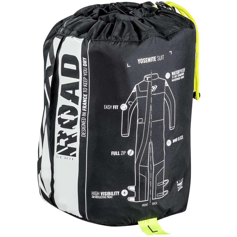 Ixon Yosemite Full Rain Suit Noir