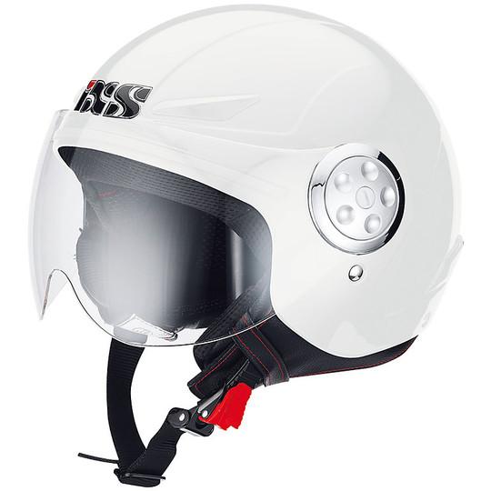 IXS 109 Kid Casque de moto Jet pour enfant Blanc