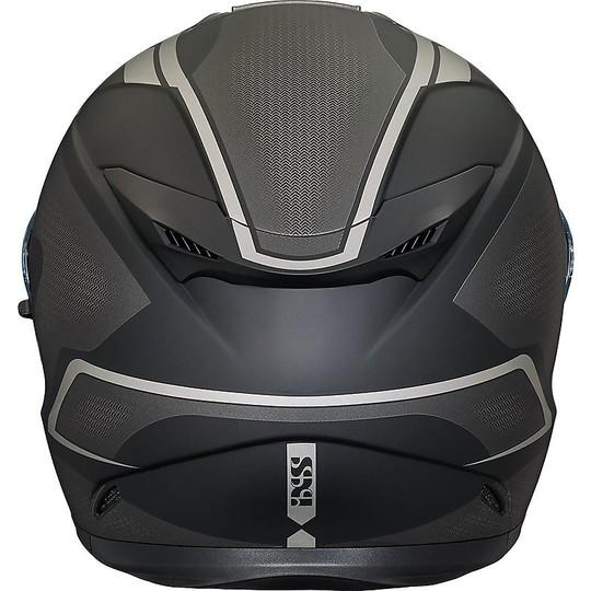 IXS iXS 315 2.0 Integral Casque de moto Matt Anthracite Black