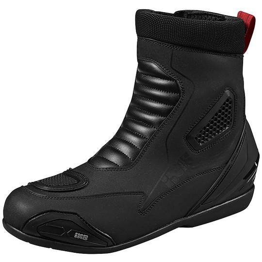 Ixs SPORT RS-100 S Black Street Sport Chaussures de moto