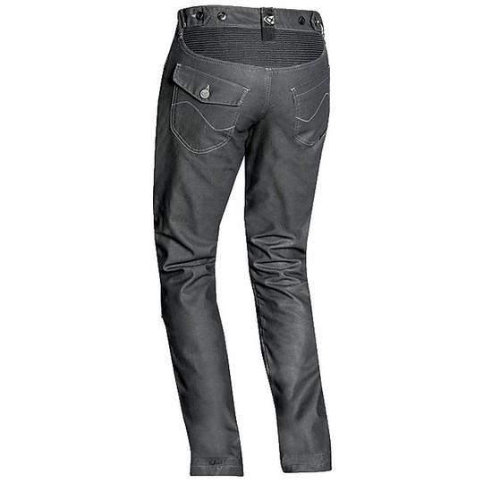 Jean Moto Ixon Defender CE Gris Technique