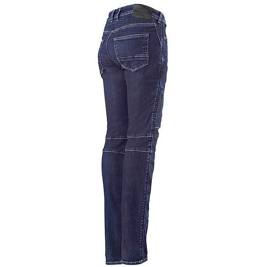 Jeans Femme Alpinestars Stella CALLIE Pantalon Moto Denim Rinse Blue