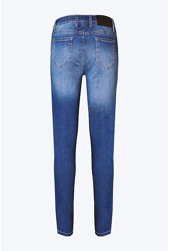 Jeans Moto da Donna PMJ Promo Jeans SKINNY LADY Blu Vendita