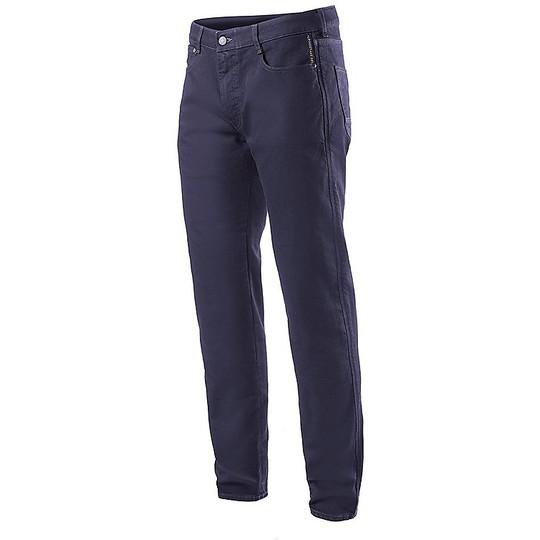 Jeans Moto Pantalon Alpinestars COPPER v2 Rinse Blue