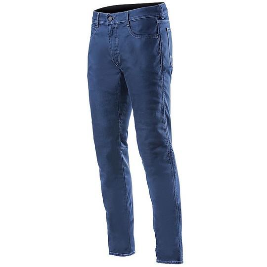 Jeans Moto Pantalon Alpinestars MERC Denim Blue