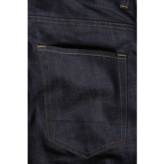 Jeans moto technique PMJ Promo City Raw Jeans