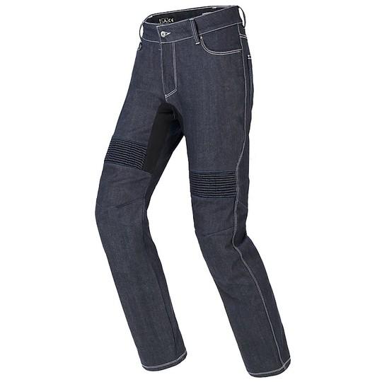 Jeans Spidi FURIOUS PRO Pantalon de moto Bleu Noir