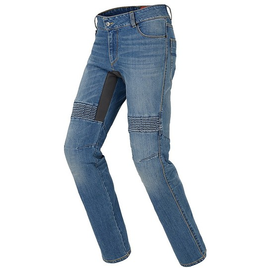 Jeans Spidi FURIOUS PRO Pantalon de moto Bleu Occasion Medium