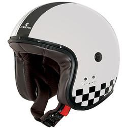 Jet Helmet Caberg model Freeride Indy White / Black Caberg