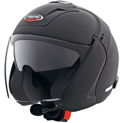 Jet Motorcycle Helmet Caberg Downtown S Matt Black Model Caberg
