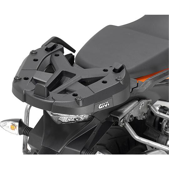 Kappa KR7705 Porte-bagages arrière pour boîtiers Monokey ou Monolock Spécifiques KTM divers modèles
