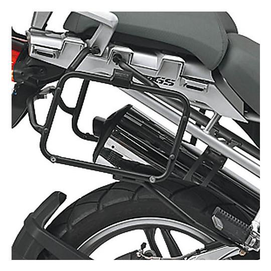 Kappa Monokey, cadres de sac rigide Kappa de forme rétro pour BMW R 1200 GS (04-12)