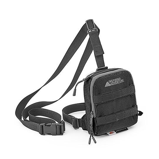Kappa RA307R2bk Moto Leg Bag Noir