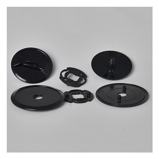 Kit de fixation de visière Wolli Ska-P 1WH