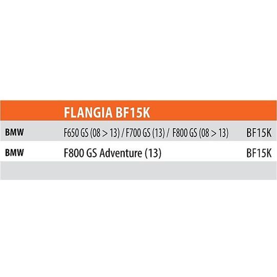 Kit de fixation pour sac Givi BF15 pour réservoir