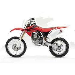 Kit plastiche moto Ufo per Honda CRF150cc 07-12 Rosso Ufo
