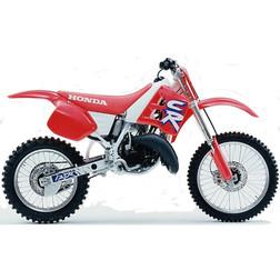 Kit plastiche moto Ufo per Honda CRF450cc 02-03 Rosso Ufo