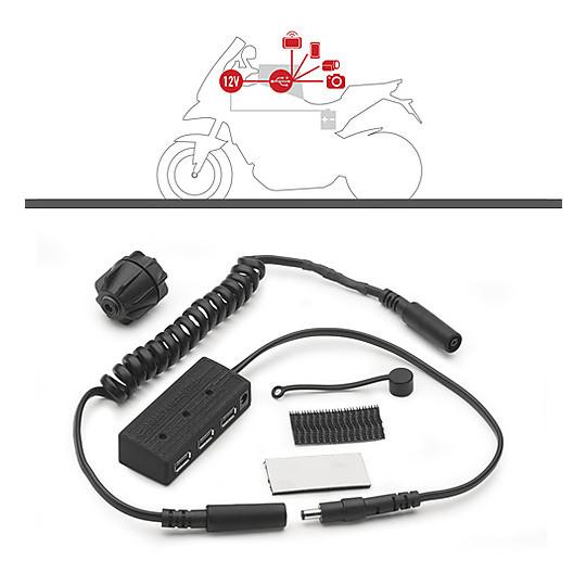 Kit Power Hub Givi S111 per L'Alimentazione delle Borse da Serbatoio