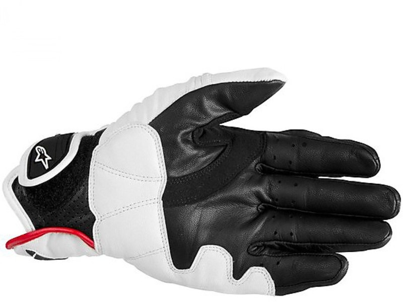 Motorcycle gloves Alpinestars Copper Gloves Black BLACK S