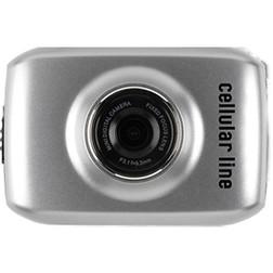 Mini Telecamera Moto Cellular Line Motion Cam Con Lcd Grigia Cellular line