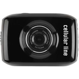 Mini Telecamera Moto Cellular Line Motion Cam Con Lcd Nera Cellular line