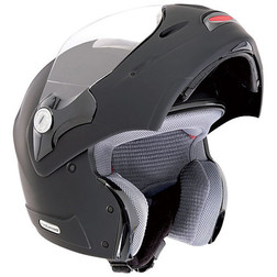 Modular Motorcycle Helmet Caberg Child From Rino Junior Matt Black Caberg