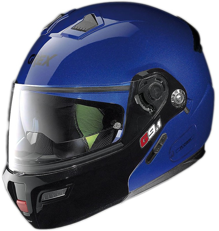 GREX HELMET AVAILABLE AIR G4.2 PRO KINETIC N-COM 030 CAYMAN BLUE SIZE M