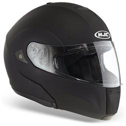 Modular Motorcycle Helmet HJC Sunroof ISMAX BT Matte Black Hjc