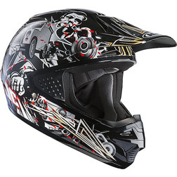 Moto Cross Enduro Helmet HJC CSMX Imalegend MC5 Hjc