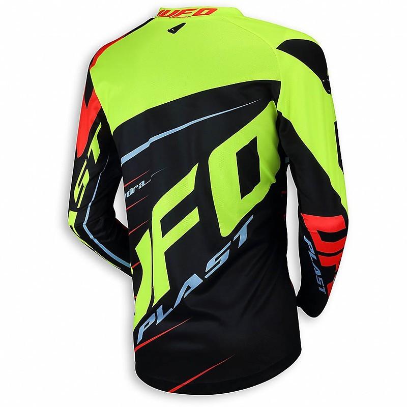 Ufo Jersey Revolt blau Motocross MX Moto Cross Enduro Trikot Offroad Bike