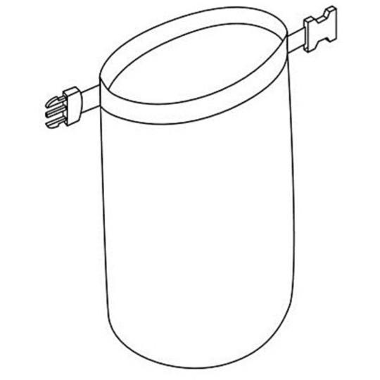 Moto-Dry Wasserdichte Tasche Rohr Lampa 20 Liter