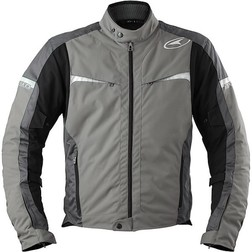 Moto Jacket Technique Axo Striker Wp Waterproof Grey Axo