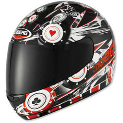 Motorcycle Helmet Caberg Integral Model 103 Ace Multicolor Caberg