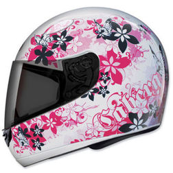 Motorcycle Helmet Caberg Integral Model 103 Diva Multicolor Caberg