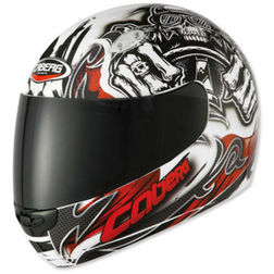 Motorcycle Helmet Caberg Integral Model 103 Multicolor Jungle Caberg