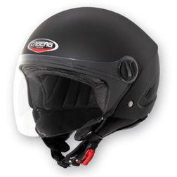 Motorcycle Helmet Caberg Jet Model Axel Matte Black Caberg