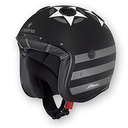 Motorcycle Helmet Caberg Jet Model Doom Legend Patriot Caberg