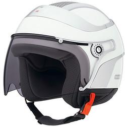 Motorcycle Helmet Caberg Jet Model Jet A White Pearl Caberg