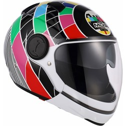 Motorcycle Helmet Chin Mds by Agv Sunjet Detachable Multi No Signal Mds