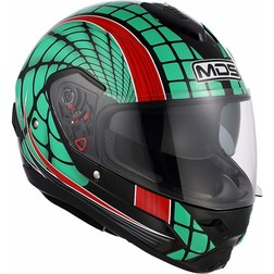 Motorcycle Helmet Full Mds by Agv Fullsun Multi Natural Python Mds