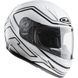 Motorcycle Helmet HJC CLY Integral Child Care MC10 Hjc