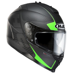 Motorcycle Helmet HJC IS17 Dual Visor Full Mission MC4F Hjc